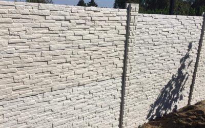 Betónový plot podľa vašich predstáv – vyberte si dobre